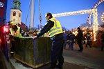 Бетонные блоки в Берлине