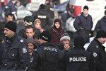 Столкновения в центре для беженцев в Болгарии