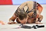 Мастацкая гімнастыка. Чэмпіянат Еўропы