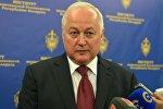 Директор исполнительного комитета региональной антитеррористической структуры ШОС Евгений Сысоев