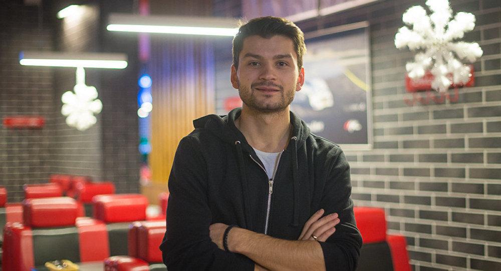 Солист группы Nuteki Михаил Нокарашвили