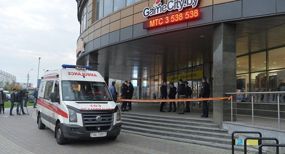 Напавший вТЦ «Европа» сбензопилой ребенок признан вменяемым