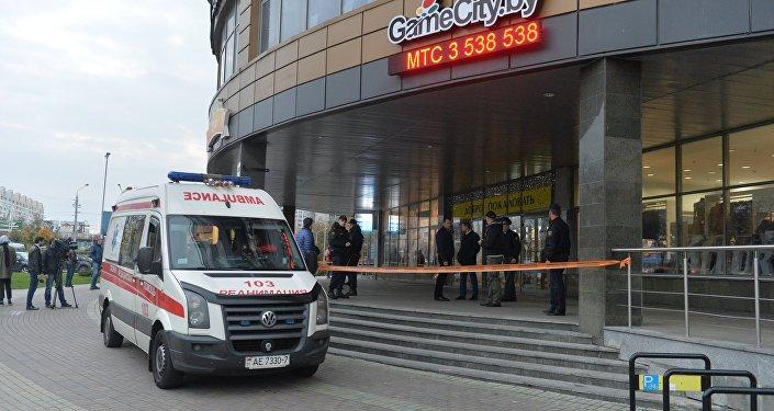 Напавший наТЦ «Европа» хотел погибнуть после захвата заложников