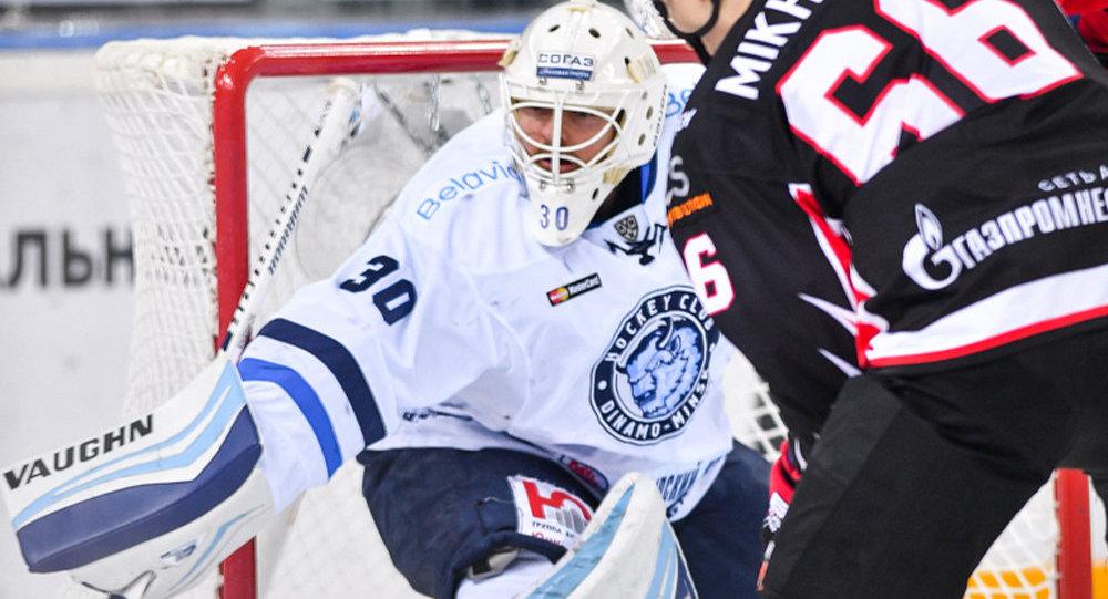 Минское «Динамо» вышло на4-е место западной конференции КХЛ