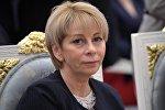 Директор Международной общественной организации Справедливая помощь Елизавета Глинка (Доктор Лиза)