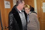 Елизавета Глинка (Доктор Лиза) и Юрий Потапенко