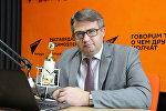 Директор Республиканского театра белорусской драматургии Владимир Карачевский