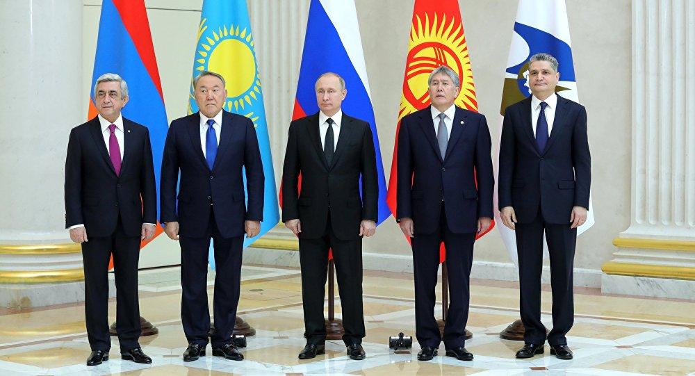 Киргизия иеще три страны подписали пограничный кодекс ЕАЭС