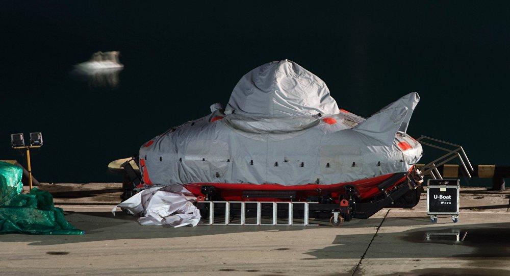 Минобороны Российской Федерации подтвердило обнаружение основного бортового самописца Ту-154