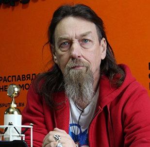 Пилот гражданской авиации с 20-тилетним стажем Алексей Одаренко