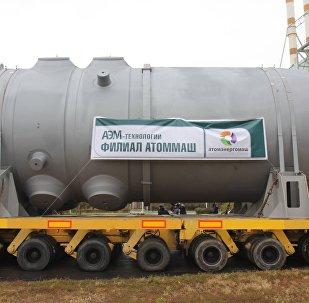 Корпус реактора, архивное фото