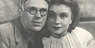 Галіна Макарава і Павел Пекур