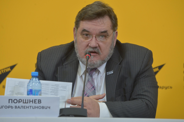 Директор киностудии Беларусьфильм Игорь Поршнев