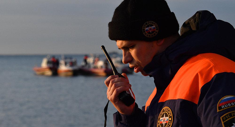 Завершены основные поисковые работы наместе катастрофы Ту-154