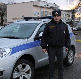 Капитан милиции Станислав Шутович