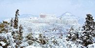 Акропаль у снезе