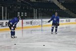 Хоккеисты Динамо-Минск