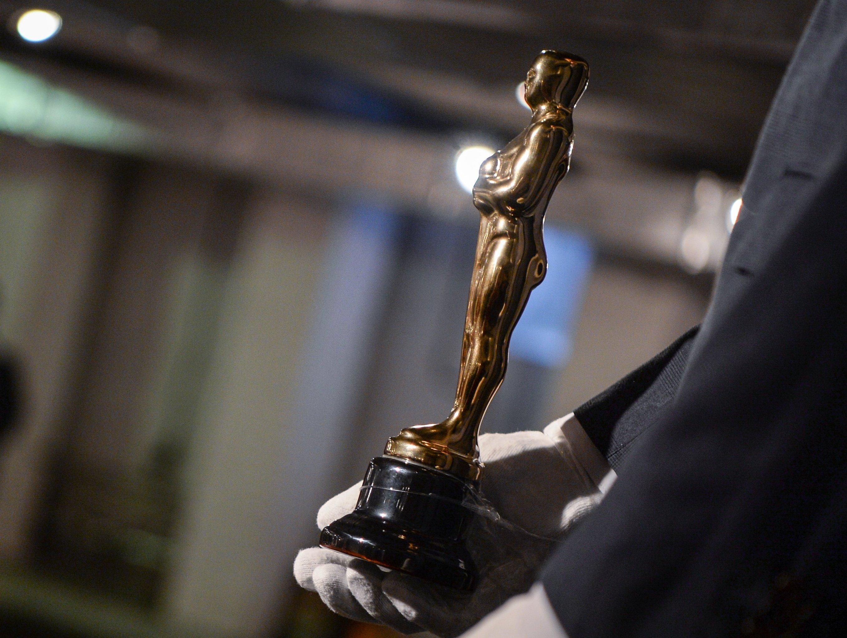 Оскар Леонардо Ди Каприо - одна из самых заслуженных кинонаград года