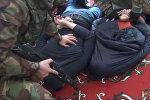 СПУТНИК_Задержание сторонников ИГ в Дагестане. Оперативные кадры