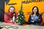 Александр Кривошеев и Юлия Хвощ