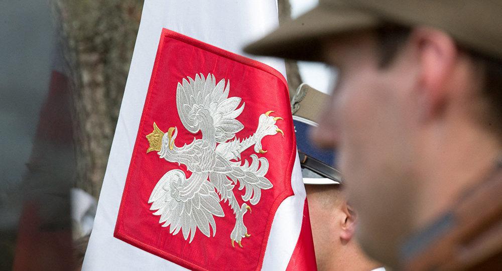 ВПольше выступили против картинок Украины впаспортах