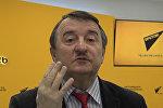 Будьте оптимистами: новогоднее поздравление Евгения Крыжановского