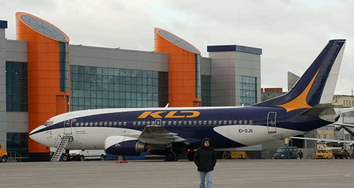 Ваэропорту Калининграда создалась очередь изсамолетов