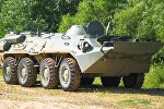 Модернизированный БТР-70МБ1