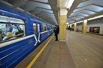 Станция Якуба Коласа в минском метро