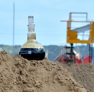 Добыча нефти в Беларуси