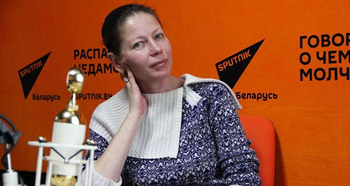 Специалист пресс-службы администрации города Сосновый Бор Алина Тищенко
