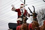 Кругосветное турне Санта-Клауса