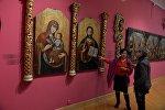 Любовь Сысоева, искусствовед, ведущий научный сотрудник отдела древнебелорусского искусства Национального художественного музея РБ