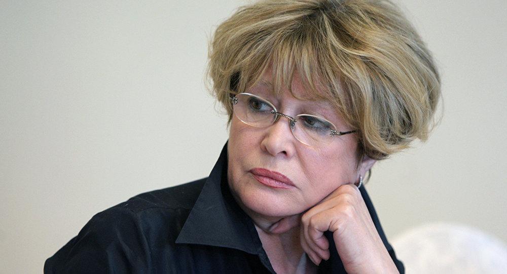 Актрыса Марына Няёлава