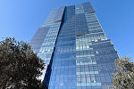 Бакинский бизнес-центр Demirchi Tower
