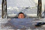 Рождественское утро в Минске: на улице - минус 26 градусов