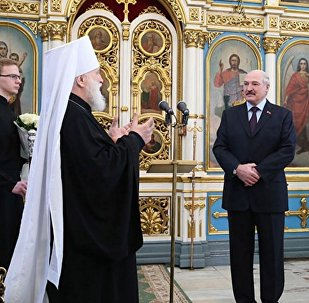 Лукашенко призвал к единству народов и внутри церкви