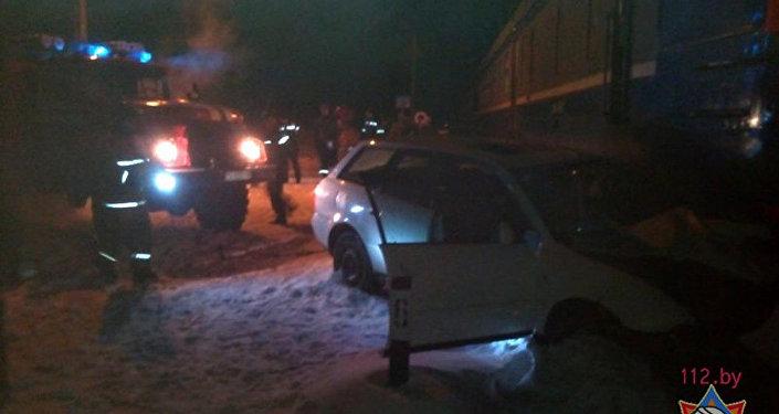 Неменее  20 человек пострадали встолкновении 2-х  поездов вСербии