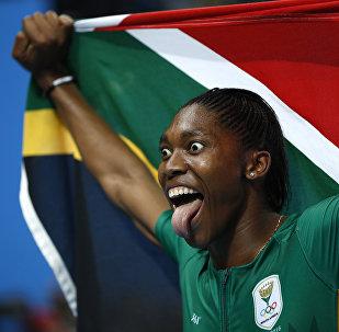 Олимпийская чемпионка 2016 года в беге на 800 метров южноафриканка Кастер Семеня