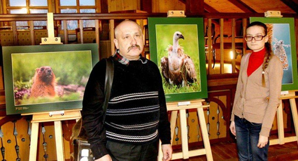 Валерый Кавалёнак - пераможца Залатой рысі