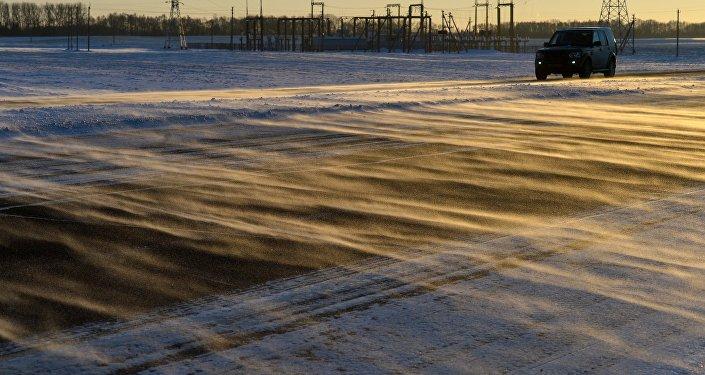 Рябов: пик морозов проходит, навыходных до +1°С
