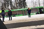 Авария в Полоцком районе