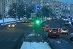 Проспект победителей в Минске