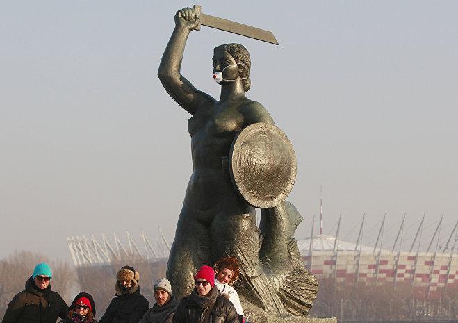 Над Польшей навис ядовитый сумел, вгосударстве объявлена тревога