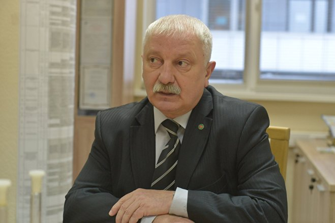 Борис Дубинин, инженер-геолог