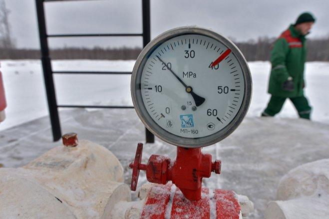 Легкая нефть, к которой принадлежит и нефть Угольского месторождения, собирается отдельным потоком