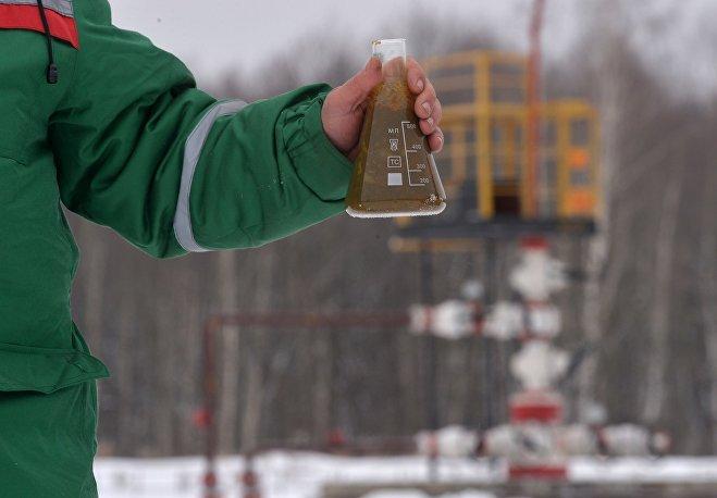 Новое месторождение нефти открыто в Речицком районе Гомельской области