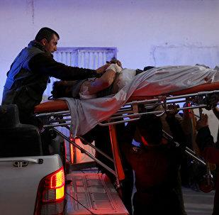 Двойной теракт в Кабуле
