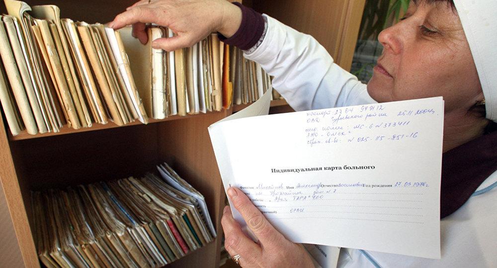 Работа фельдшерско-акушерского пункта в поселке Моргуново