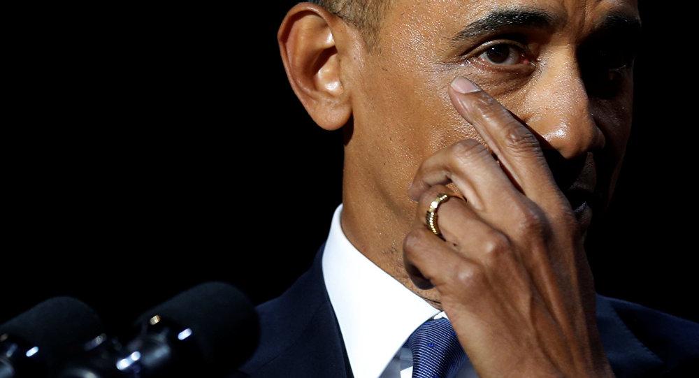 Барак Обама - прощальная речь в Чикаго